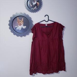 OLD NAVY | Casual Summer Short Sleeve Top